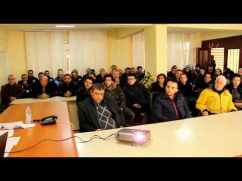 Mengen Belediye Başkanı Turhan BULUT'un Kapalı Spor Salonu ile ilgili Basın Açıklaması