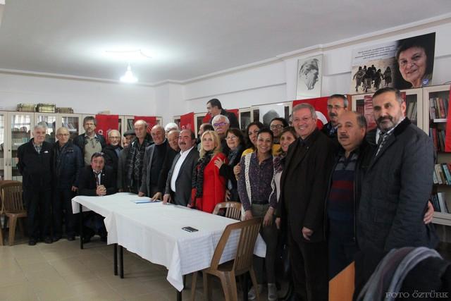 Chp Mengen İlçe Kongresi Yapıldı