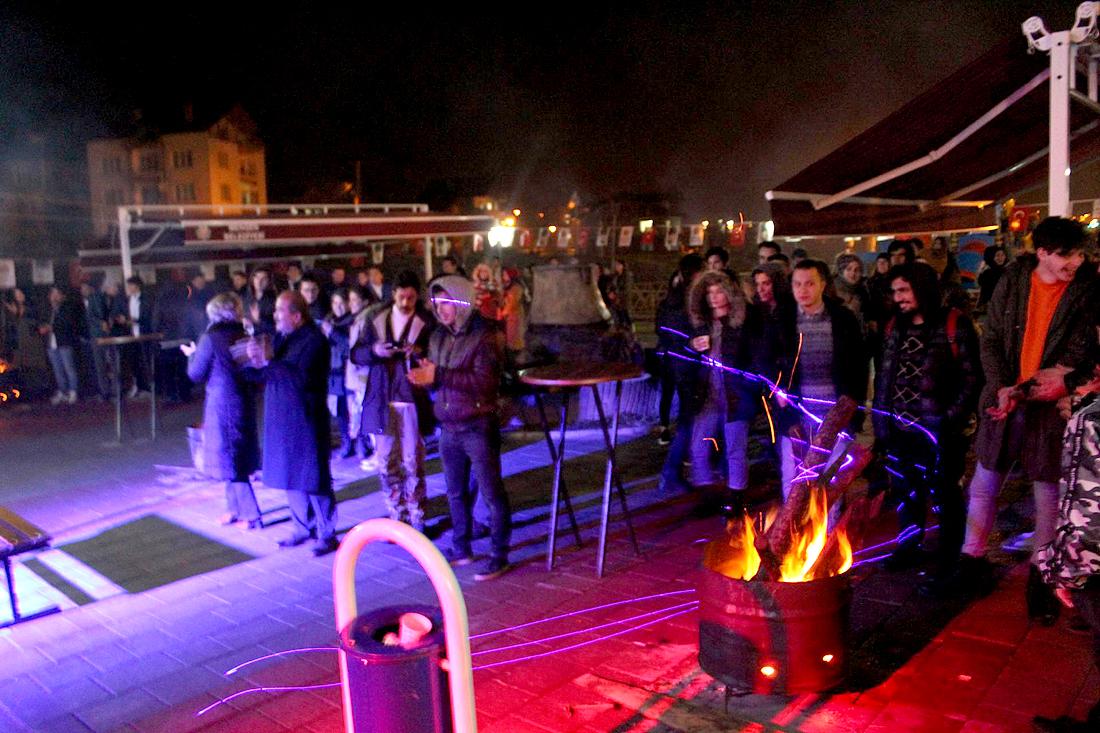 Mengen Belediyesi, Kaynaşma Gecesi düzenledi