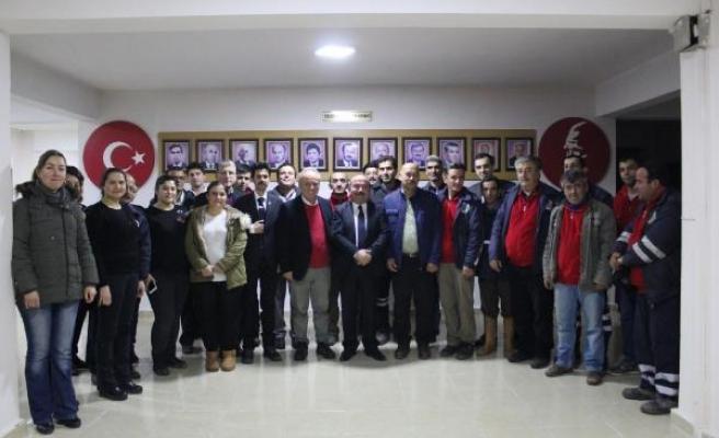 Mengen Belediye Başkanı Bulut'tan asgari ücret talimatı