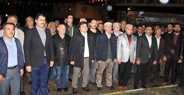 Mengen'de 15 Temmuz Demokrasi ve Milli Birlik Günü