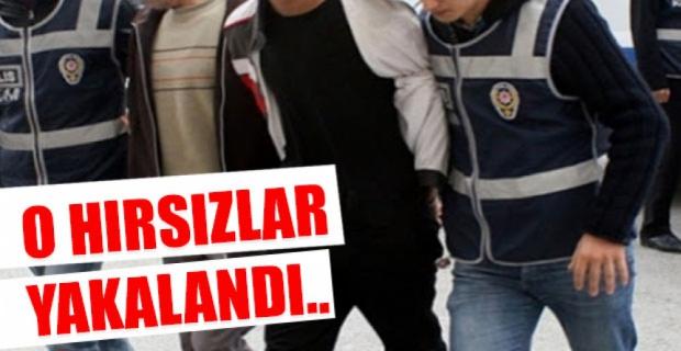 JANDARMA HIRSIZLARI ENSELEDİ
