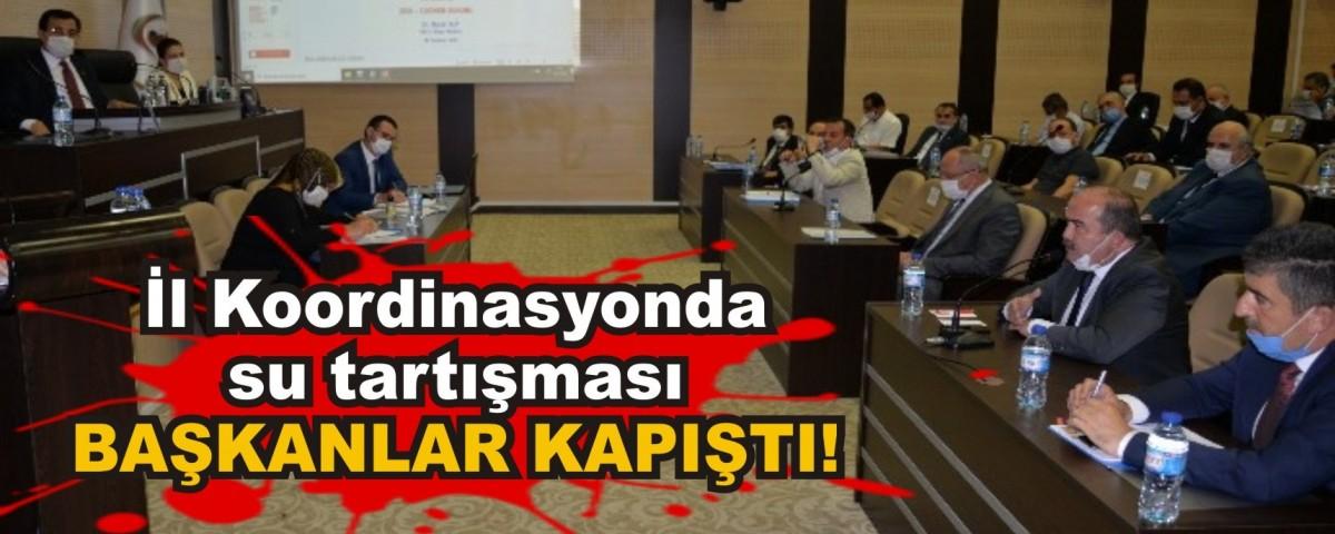 BAŞKANLAR KAPIŞTI!