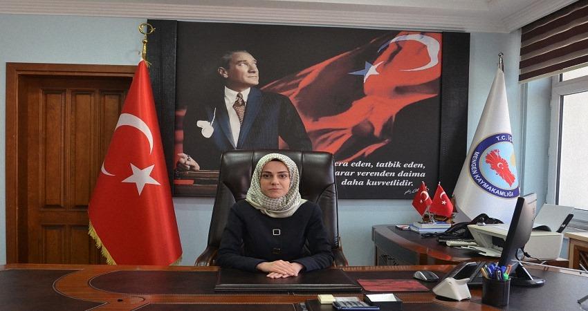 Mengen Kaymakamı Betül BÜYÜKKILIÇ'ın 12 Mart İstiklal Marşının Kabulü ve Mehmet Akif ERSOY'u Anma Günü Mesajı