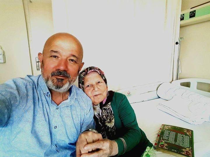 Mustafa Nuri Gürsoy'un annesi Esmehan GÜRSOY vefat etti