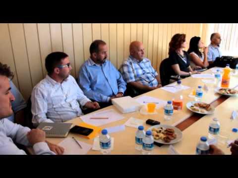Festival Komitesi Basın açıklaması