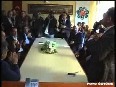 Mengen ile Kadıköy Kardeş Belediye Oldu (video haber)