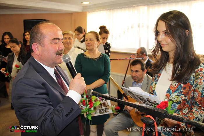 Mengen Belediyesi'nden Kadınlara Özel Muhteşem Kutlama
