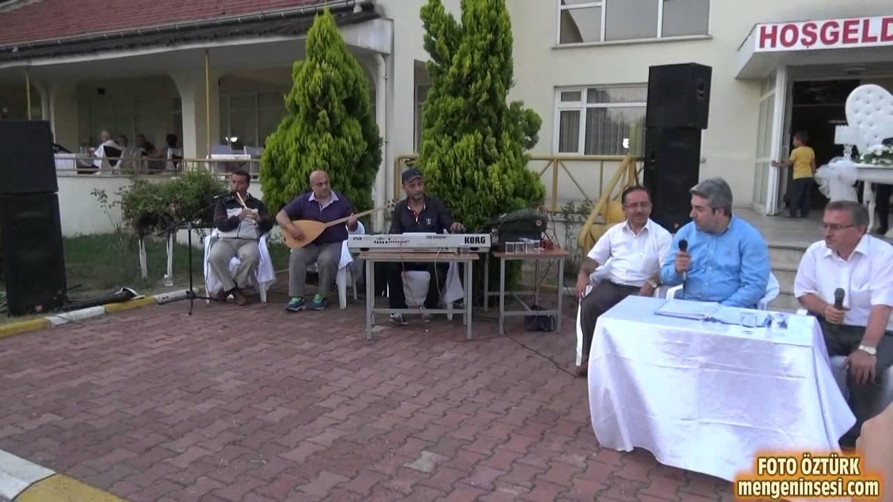 MENGEN'Lİ TRT SANATÇISI ALPARSLAN'DAN SEVDİM SENİ MABUDUMA İLAHİSİ
